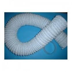 Tubo salida de aire para secadoras de ventilación