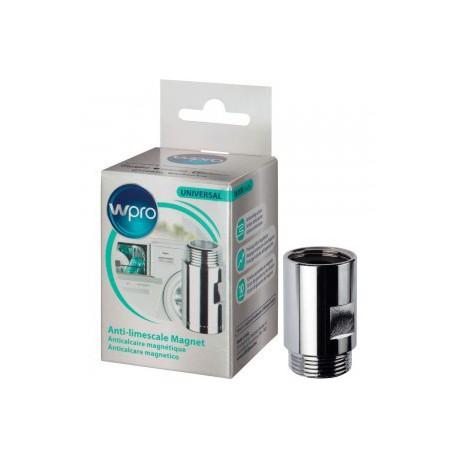 Acondicionador  magnético de agua para lavadoras y lavavajillas.