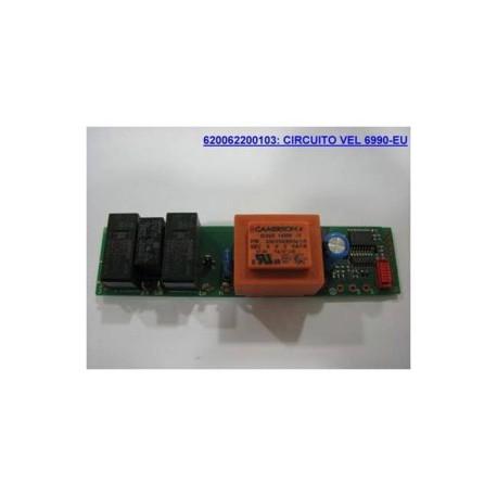 Circuito velocidades 6990-EU