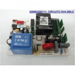 Circuito electrónico SVA 584-C