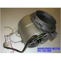 Motor Baja sec V850 H40230V-50HZ.