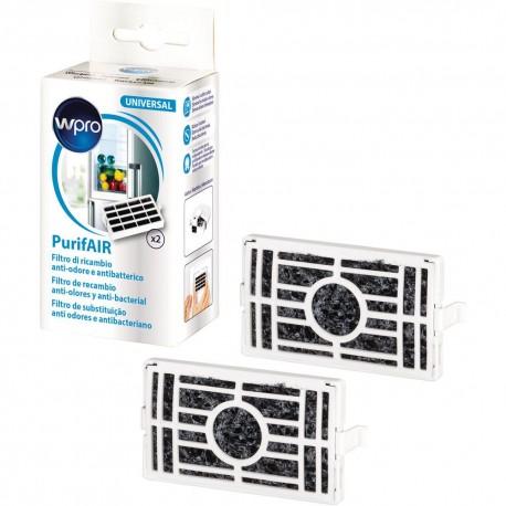 Filtro anti olores y antibácterias