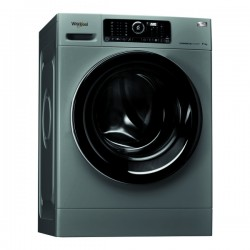 Lavadora carga frontal 11 kg color silver iprofesional  Whirlpool